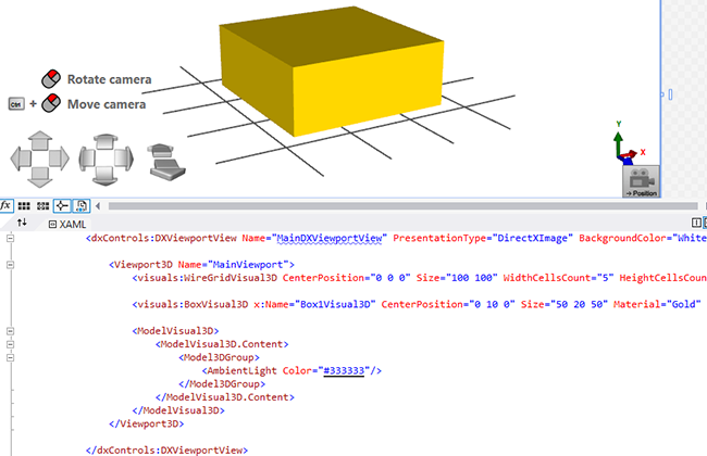 Ab3d DXEngine - DirectX 11 rendering engine for  Net and WPF